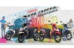Yamaha Mio 2020 trình làng, thiết kế hiện đại, 4 tùy chọn màu mới