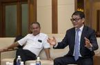 Tỷ phú Trần Bá Dương ước thu 2 tỷ USD từ thương vụ hợp tác với bầu Đức