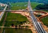 Cao tốc Bắc - Nam giải ngân 544 tỷ đồng, đạt 14% kế hoạch 2020