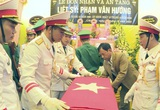Nhà báo hy sinh khi tham gia cứu nạn ở Rào Trăng 3 về với đất mẹ Thái Bình