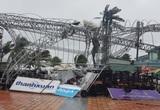 TRỰC TIẾP ngày 28/10: Bão số 9 - Molave đổ bộ, Quảng Ngãi yêu cầu người dân xuống hầm tránh bão