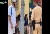 Xuất hiện nhân chứng khẳng định CSGT đội 6 kéo ngã người phụ nữ đi xe máy trên đường Nguyễn Phong Sắc