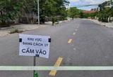 Quảng Trị: Phong toả 1 khu phố, 1 thôn và 1 Trung tâm Y tế huyện sau khi có 2 ca nhiễm Covid-19