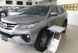 Toyota Fortuner 2019 xả kho, giảm giá lên tới hơn 200 triệu đồng