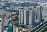 Giá căn hộ dọc tuyến metro số 1 tăng mạnh 3 năm qua