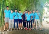 VĐV bóng chuyền Việt Nam 19 tuổi cao 2m10: Bị bạn bè trêu vì... quá cao