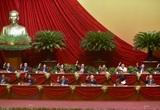 Danh sách Đoàn Chủ tịch Đại hội XIII gồm 16 Ủy viên Bộ Chính trị và 1 Bí thư Trung ương Đảng