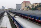 Đường sắt Bắc - Nam chạy lại các đôi tàu sau thời gian tạm dừng