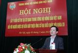 Giới thiệu Ủy viên Trung ương Đảng, Phó Chủ tịch BCH Trung ương Hội NDVN ứng cử Đại biểu Quốc hội khóa XV