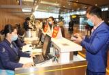 Sân bay Vân Đồn chính thức hoạt động trở lại sau hơn 1 tháng đóng cửa