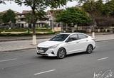 Hyundai Accent 2021 mới đăng ký 1 tháng, rao bán lỗ ngỡ ngàng