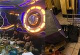 Cần Thơ: Kiểm tra cơ sở karaoke lúc nửa đêm, công an phát hiện 32 người dương tính với ma túy