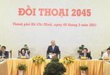 """""""Đối thoại 2045"""": Giá trị xuất khẩu mắc ca sẽ đạt 5 tỷ USD"""
