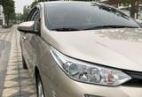 Toyota Vios số sàn đời 2018 màu vàng cát, đẹp như mới, rao bán giá ngỡ ngàng