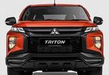 Mitsubishi Triton Athlete 2021 ra mắt, diện mạo thể thao, cá tính