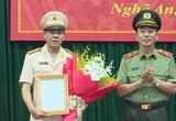 Giám đốc Công an tỉnh Nghệ An được điều động làm Phó Bí thư Tỉnh ủy Hà Tĩnh