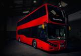 Equipmake Jewel E 2022 - xe buýt 2 tầng chạy điện mới ra mắt
