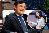 """Shark Phú """"thả thính"""" CEO nữ: """"Hành vi cợt nhả, suồng sã không thể chấp nhận trên sóng truyền hình"""""""