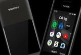 Nokia 2720 V Flip ra mắt, thiết kế lạ lẫm
