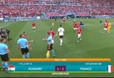 """Highlight Hungary vs Pháp (1-1): Dàn sao vung phí cơ hội, """"Gà trống"""" chịu trận hòa đầy thất vọng"""