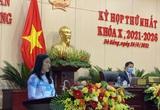 Đà Nẵng có nữ Phó chủ tịch HĐND thành phố 38 tuổi