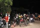 Hơn 6.000 người xuyên đêm đổ về Tây Nguyên qua địa bàn tỉnh Bình Phước