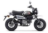 Honda Monkey ABS tinh chỉnh động cơ, bổ sung công nghệ, giá 4.200 USD