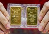 Giá vàng hôm nay 19/9: Vàng thế giới đổ đèo, thấp hơn vàng trong nước gần 8 triệu đồng/lượng