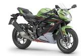 Kawasaki Ninja 125 2022 cập nhật màu sắc, trang bị động cơ mạnh mẽ