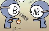 """Giải mã bí ẩn tính cách các nhóm máu (36): Các nhóm máu và chuyện """"miếng bánh"""""""