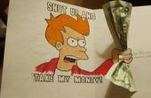 Khi đối thủ tên Tiền