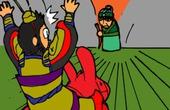 Con Cat Diễn Nghĩa: Tha ma tợ chao nỉ ma chao nỉ chủ chung xứ pa tai niếu pi niếu pio pái ủ