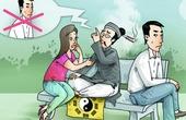 Truyện cười Cá tháng Tư: Tai nạn nghề nghiệp của thầy bói