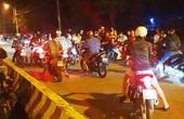 Video: Quái xế quậy tưng vùng ven TP.HCM vào giữa đêm