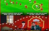 """MU thua sấp mặt Liverpool, các cầu thủ thi nhau """"tấu hài"""" cực mạnh"""