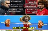 """HẬU TRƯỜNG (1.4): Fellaini """"gánh"""" M.U, Ronaldo chỉnh tượng """"thảm họa"""""""