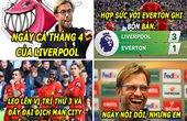 """HẬU TRƯỜNG (2.4): Mourinho và Conte đùa ngày """"Cá tháng 4"""""""