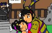 Truyện tranh Tam quốc hài (17): Hậu trường vụ xử Đổng Trác