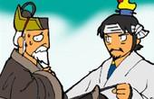 Truyện tranh Tam quốc hài (21): Khoe con văn võ song toàn