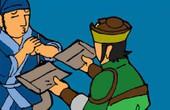 Truyện tranh Tam quốc hài (23): Lưu Bị tỏ tình với Tào Tháo
