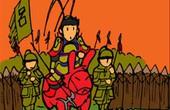 Truyện tranh Tam quốc hài (26): Hứa Chử muốn thử bánh bao