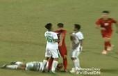 Cầu thủ U16 Indonesia đuổi đánh cầu thủ U16 Việt Nam?