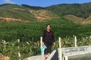 Biến vùng đất hoang vu thành trang trại tiền tỉ dưới chân đèo Lộ Diêu