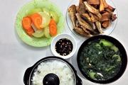Bữa cơm gia đình đầm ấm từ thực đơnmón ngon mỗi ngày