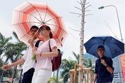 Thời tiết Hà Nội hôm nay (22.6): Ngày nắng nóng, oi bức có mưa giông về chiều và tối