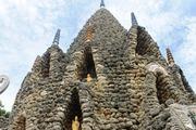 """Thăm ngôi chùa có kiến trúc """"độc nhất vô nhị"""" ở Việt Nam"""