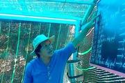 Mô hình nuôi tôm ứng dụng công nghệ cao cho lãi lớn