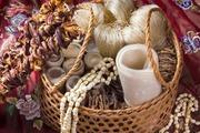 Thực phẩm sạch vào giỏ quà Tết