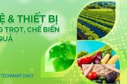 Techmart - Trồng trọt, chế biến và bảo quản rau, củ: Sự kiện không thể bỏ qua