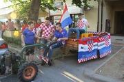 Cổ động viên Croatia: Về nhì World Cup 2018 đã là trong mơ